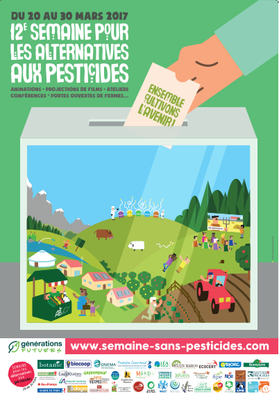 SPAP Semaine alternative pesticides 2017